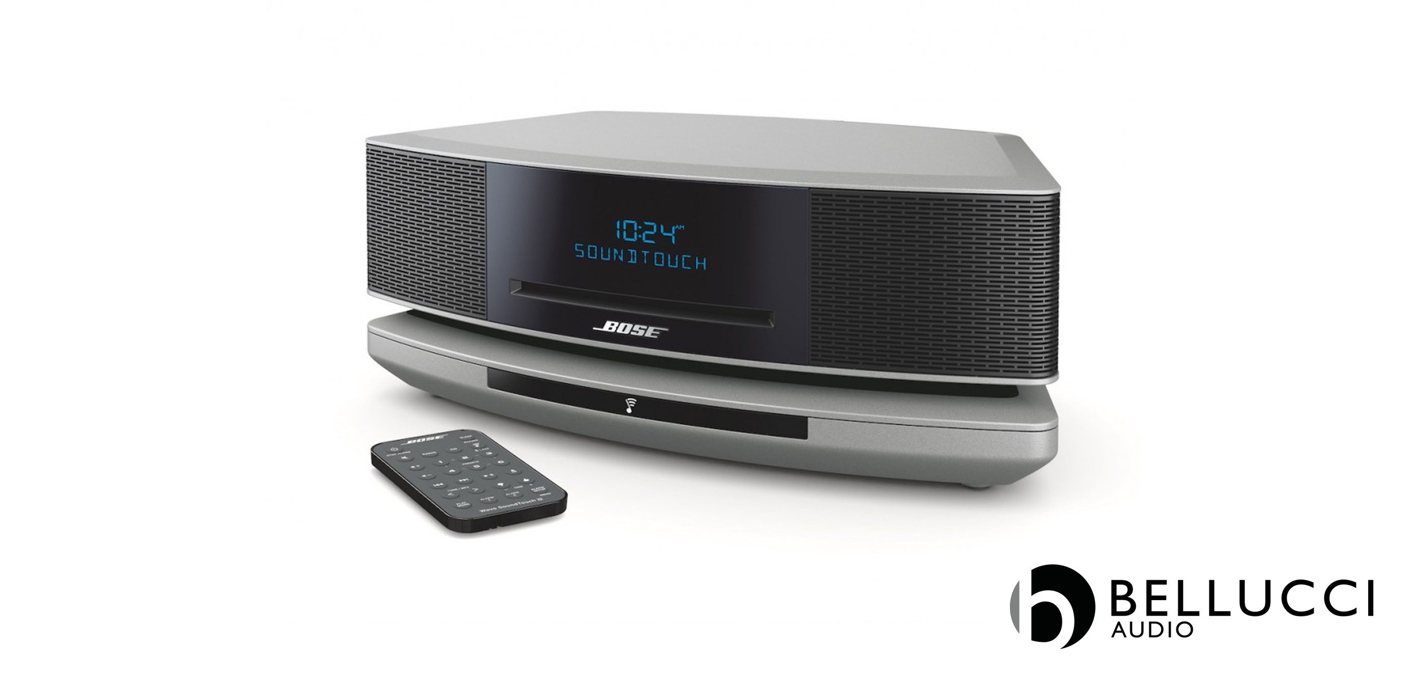 bellucci audio bose wave music system iv soundtouch. Black Bedroom Furniture Sets. Home Design Ideas