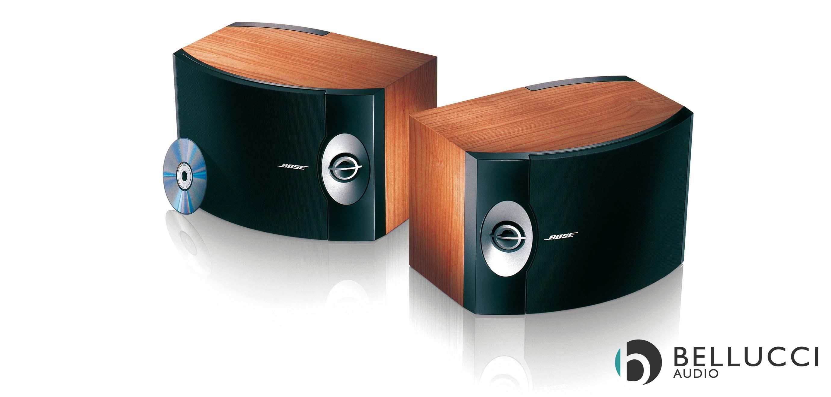 Bellucci audio bose diffusori stereo for Casse bose per tv