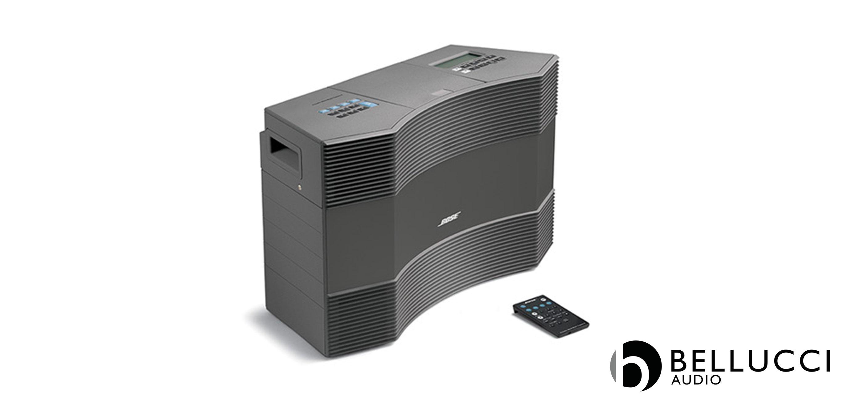 bellucci audio bose acoustic wave music system ii. Black Bedroom Furniture Sets. Home Design Ideas