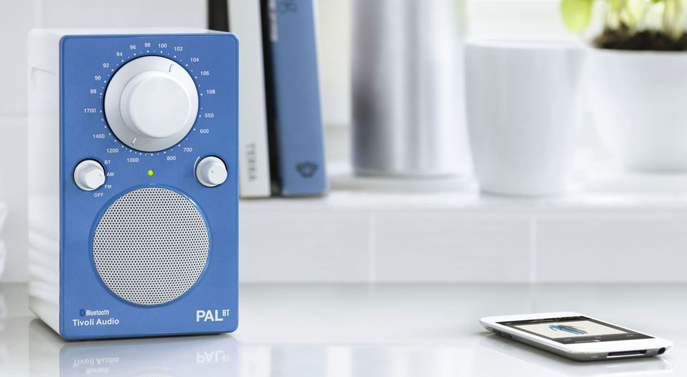 Tivoli Audio Pal+ BT radio dab