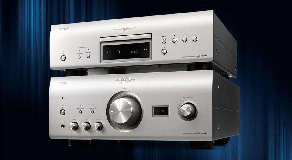 Denon PMA2500ne DCD-2500ne