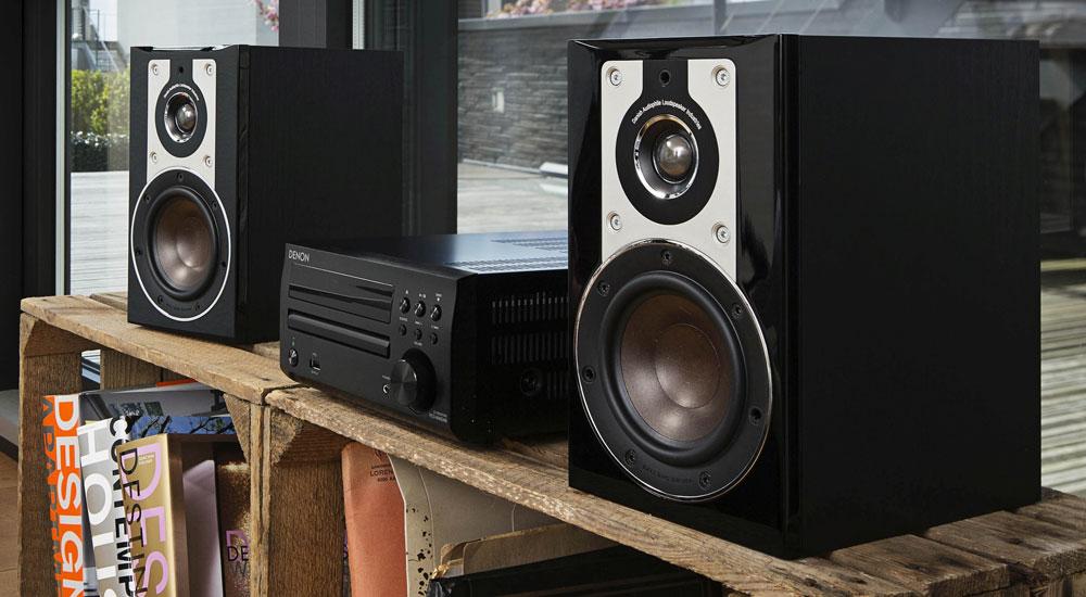 Denon RCD-M40 micro hi-fi
