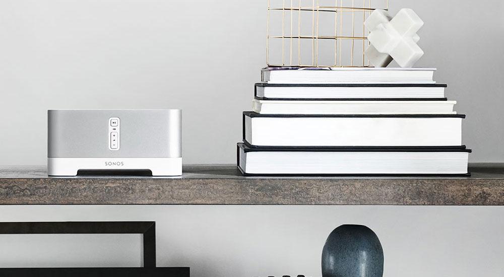 sonos connect:amp ampli e trasmettitore