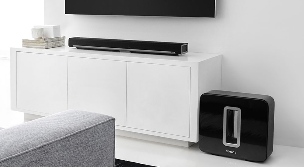 Sonos Playbar Sub Home Theater