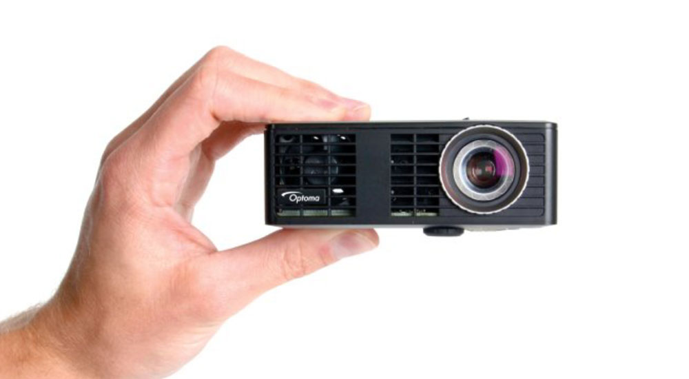 optoma m750e proiettore portatile