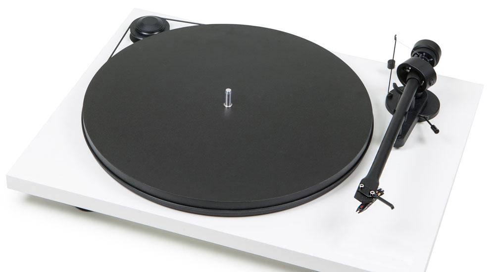 pro-ject audio giradischi essential