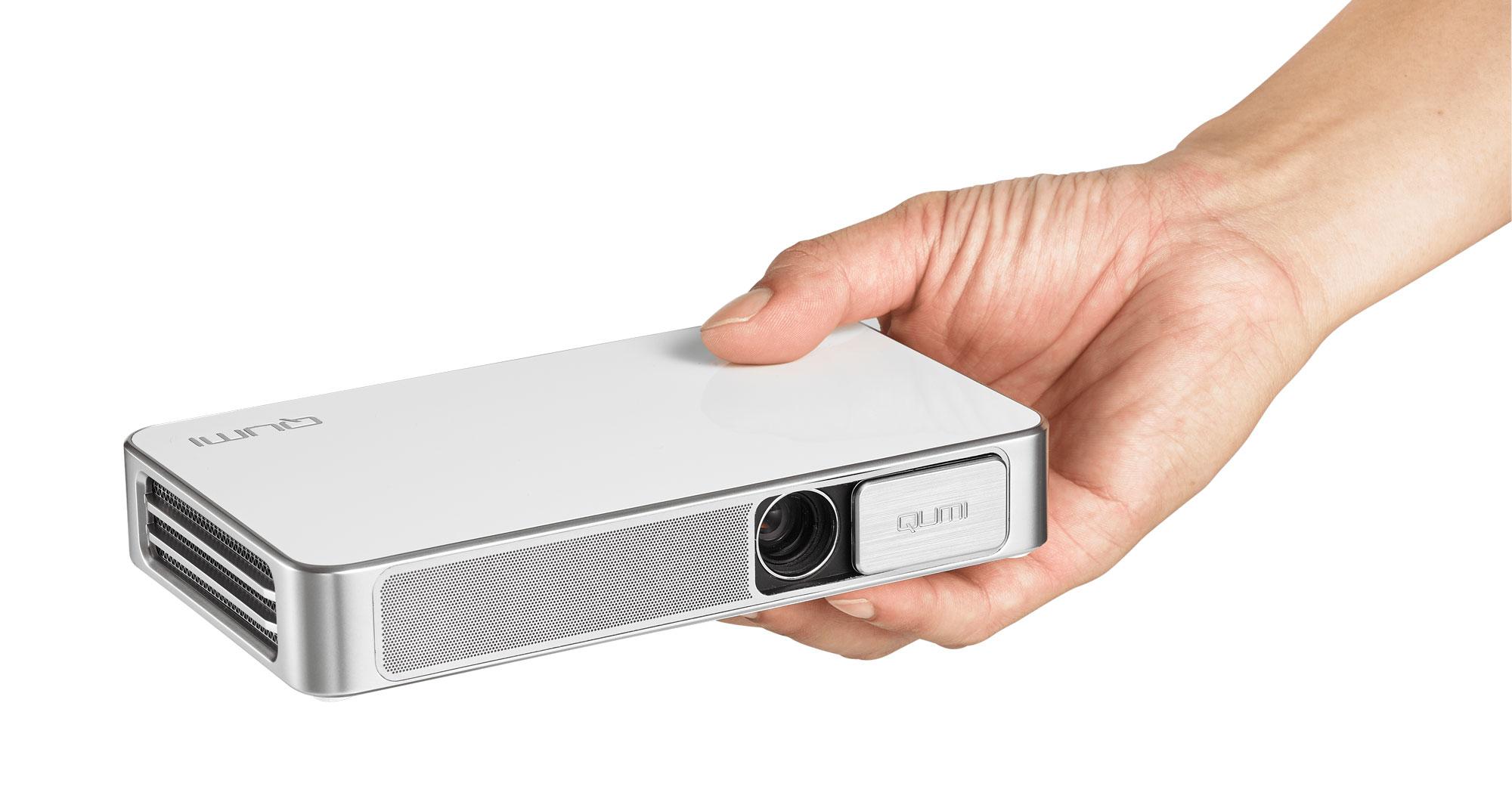 vivitek qumi q3 plus proiettore portatile